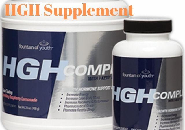 HGH Supplements: Benefits, Side Effects, and Uses